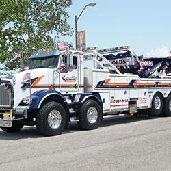 Tow Truck Rantoul IL, Towing Rantoul IL, Roadside Assistance